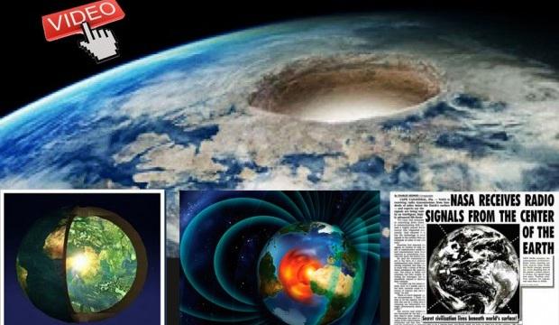 Ταξίδι Στην Κούφια Γη - Ο Γρίφος Της Θεωρίας ;