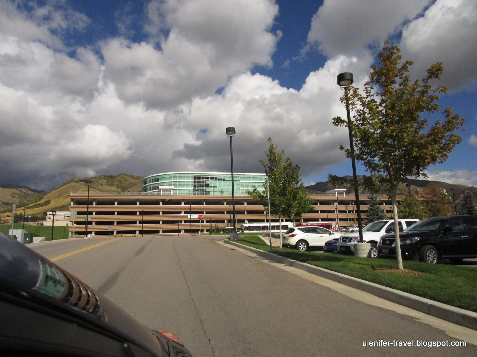 Университет Юты (The University of Utah)