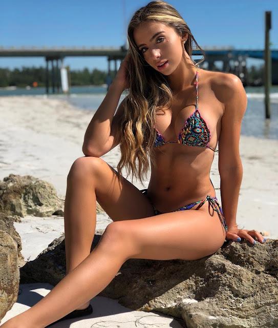 Bruna Lima boobs