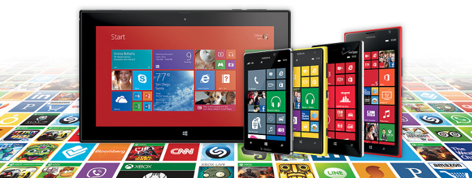 Buy a Nokia Lumia before January 31 and get $20 for your apps