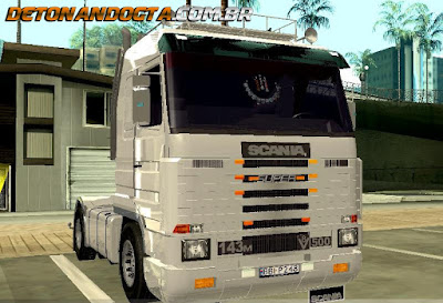 Scania 143M 500 para GTA San Andreas