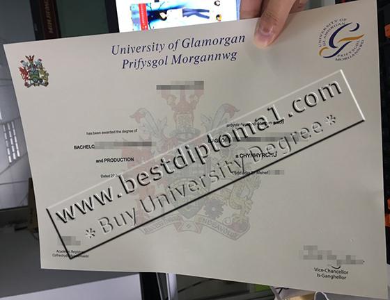 Glamorgan Uni fake degree
