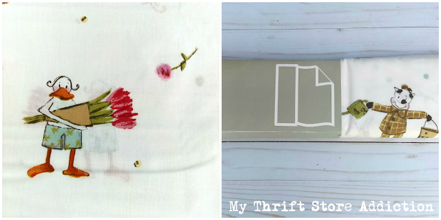 discontinued Ikea kids fabric