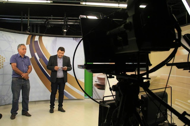 Senador Canedo: Prefeito Divino Lemes participa do Programa Canedo Urgente