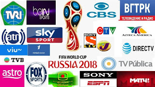 Fifa World Cup 2018 Live TV Channels of All Countries, Fifa World Cup 2018 live streaming, live channel for fifa world cup 2018, football world cup 2018 live match, live streaming for soccer world cup 2018, asia channel, European channel, African channel, Australian channel, amrican channel, live tv channel for fifa world cup 2018, live match, live telecast fifa 2018, how to watch fifa world cup 2018 live online, tv channel for football 2018, live streaming, all world live channel for fifa 2018, all countries channel, online live streaming  How to Watch Live Fifa Football World Cup 2018 Matches.. All Telecast TV Channel  Europe, Albania Radiotelevisioni Shqiptar Andorra beIN Sports France, TF1 Armenia Public Television & Radio Armenia Austria Oesterreichischer Rundfunk Azerbaijan Ictimai  Belgium RTBF, VRT Bosnia and Herzegovina BHRT Bulgaria BNT Croatia HRT Czech Republic Ceska Televize Denmark TV2 Denmark AS Estonia Eesti Rahvusringhääling Finland Yleisradio OY France beIN Sports France, TF1 Georgia Georgian Public Broadcasting Germany ARD, ZDF Greece ERT S.A.  Greenland TV2 Denmark AS Hungary Magyar Televizio Ireland RTE Italy Mediaset Italy Kazakhstan Qazaqstan Kosovo RTK Latvia Latvijas Televizija Lithuania Lietuvos Radijas Ir Televizija  Netherlands Nederlandse Omroep Stichting  Norway TV2, NRK Poland Telewizja Polska Portugal SIC, Sport TV Portugal Romania Televiziunea Romana Russia JSC Channel One Russia, Match TV, Russian State Television Serbia Radiotelevizija Srbije Spain Mediaset España Sweden TV4 Switzerland SRG SSR Turkey Turkiye Radyo-Televizyon Kurumu United Kingdom BBC, ITV Vatican City Mediaset Italy  ASIA  Afghanistan Ariana TV Bahrain beIN Sports Connect Bangladesh Sony Liv Bhutan Sony Liv Brunei Astro Cambodia CTN China PR CCTV, Youku Chinese Taipei ELTA Hong Kong Now TV, ViuTV India Sony Liv Indonesia Trans TV, Usee TV Iran beIN Sports Connect Iraq beIN Sports Connect Japan NHK, Nippon TV, TV Asahi,  Jordan beIN Sports Connect DPR Korea KBS, MBC Korea Republic KBS, MBC Kuwait beIN Sports Connect Kyrgyzstan Saran  Laos TVLAO CO. LTD. Lebanon beIN Sports Connect Macau TDM Malaysia Astro Maldives Sony Pictures Networks India Mongolia NTV, MNB Myanmar Daruma Pte Ltd Nepal Sony Pictures Networks India Oman beIN Sports Connect Pakistan Sony Pictures Networks India Palenstine beIN Sports Connect Philippines ABS – CBN Qatar beIN Sports Connect Saudi Arabia beIN Sports Connect Singapore StarHub, Mediacorp Syria beIN Sports Connect Tajikistan Saran Thailand True Visions Group UAE beIN Sports Connect Uzbekistan Uzreport TV Yemen beIN Sports Connect  AUSTRALIA  Australia SBS, Optus Fiji Fiji TV New Zealand Sky Papua New Guinea Fiji TV, EMTV  AFRICA  Algeria beIN Sports Connect Chad Canal+, Econet,  Egypt beIN Sports Connect Libya beIN Sports Connect Nigeria Canal+ South Africa SABC, Supersport, StarTimes Sudan beIN Sports Connect Zimbabwe Canal+  NORTH AND SOUTH AMERICA  Argentina DirecTV Latin America Brazil Globosat (SporTV) Canada CTV, TSN, RDS Chile Canal 13, DirecTV Latin America, Colombia DirecTV Latin America, RCN Televisión Costa Rica Teletica, Sky Costa Rica, Cuba Cuban TV – ICRT Ecuador DirecTV Latin America, RTS Guyana DirecTV Latin America Haiti DirecTV Latin America Jamaica DirecTV Latin America,  Mexico Televisa, Blue to Go, Azteca Deportes Peru DirecTV Latin America, Canal 2, Trinidad and Tobago DirecTV Latin America, CNC3 United States of America Fox Sports, Telemundo Uruguay DirecTV Latin America,  Venezuela Galaxy Entertainment