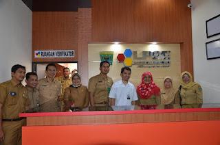 Tim LKPP Pusat Apresiasi Kinerja LPSE Padang Pariaman