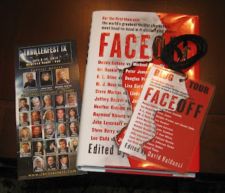 FaceOff anthology blog tour