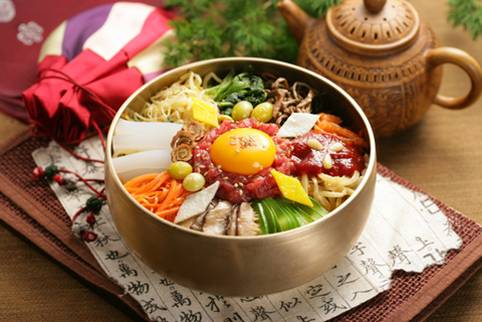 Resultado de imagen para bibimbap jeonju y jinju