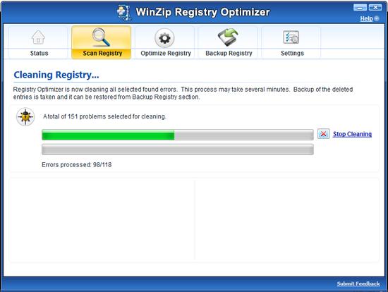 winzip registry optimizer gratuit
