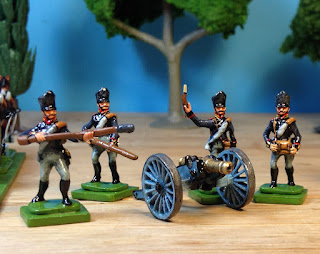 Hinton Hunt Prussian Field Artillery