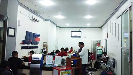 Alamat & Nomor Telepon Kantor Cabang JNE Yogyakarta