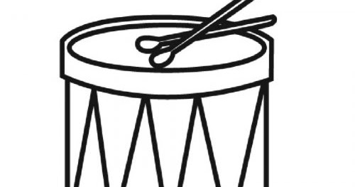 Dibujos De Una Tambora Y Guira: Dibujos De Una Tambora Y Guira