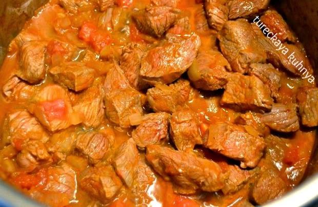 как потушить мягкое мясо