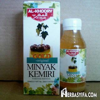 MINYAK KEMIRI GOLD