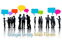 Add A Google Group Web Forum in Blogger