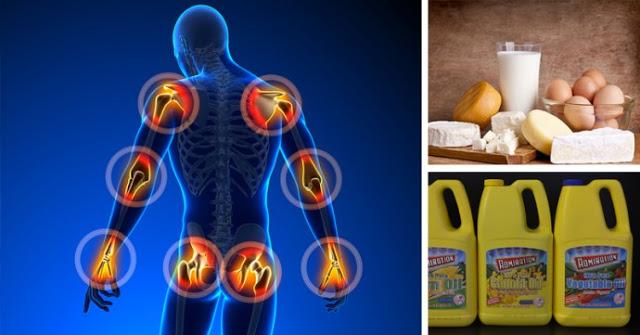 exista o serie de alimente ce trebuie ocolite daca suferi de dureri musculare si articulare