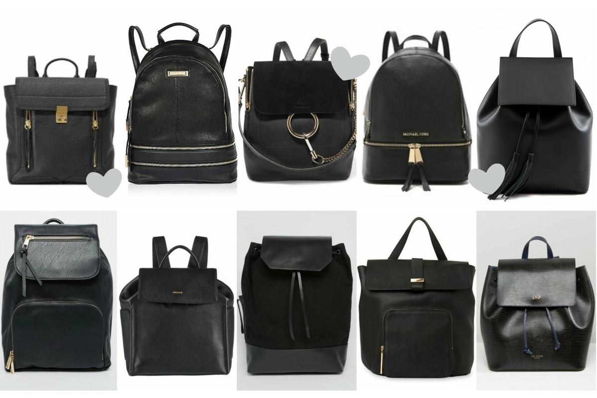 black-leather-backpacks