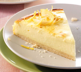 Cheesecake with soured cream recipe