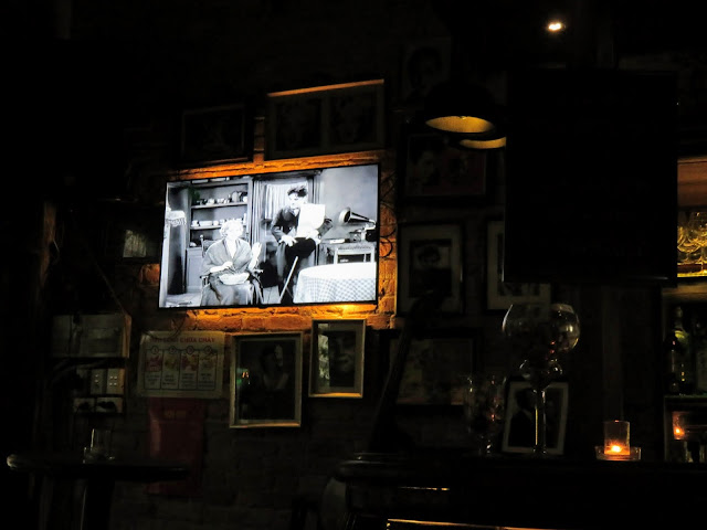 Silent movie screening at Polite Pub in Hanoi Vietnam