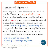 Compound Adjectives