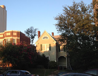 Historic home on Wisconsin Avenue spared, Washington DC development