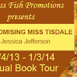 Blog Tour: Author Interview and $50 Giveaway: Compromising Miss Tisdale by Jessica Jefferson | Journey with Books