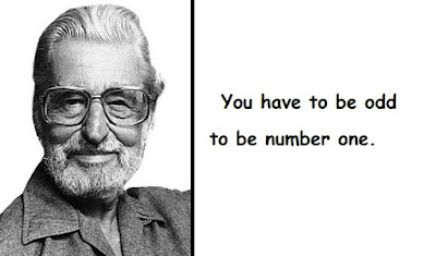 """Dr. Seuss Quotes About Odd"""