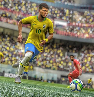 PES 2019 New Gameplay Mod by NihilEx7