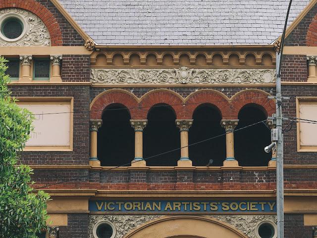 ビクトリア・アーティスト・ソサエティ(Victorian Artists Society)