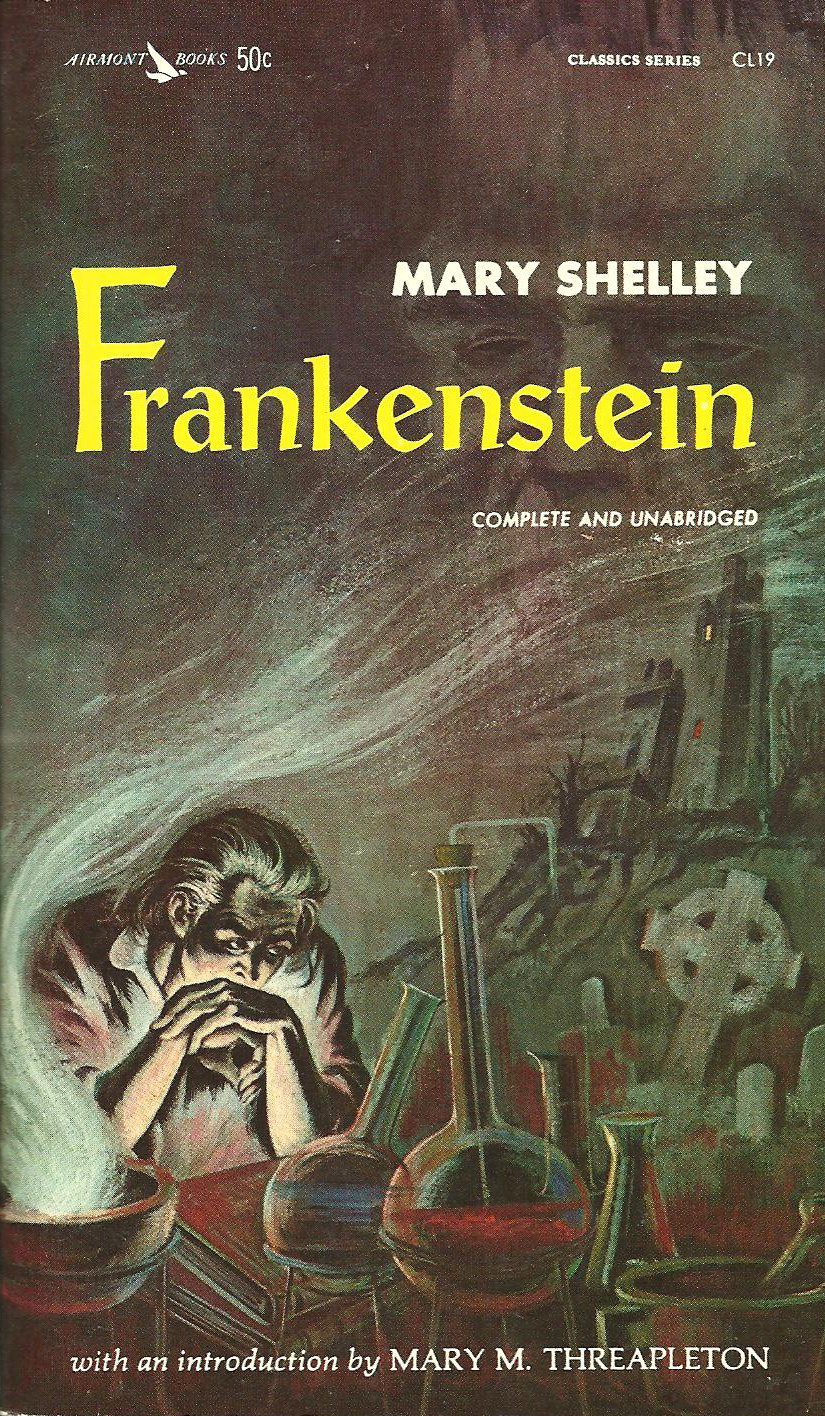 frankenstein and powerful thing The most powerful thing that i have in my tool set as an director is an audience's imagination john moore was named one of the 12 most influential theater critics in the us by american theatre magazine in 2011.