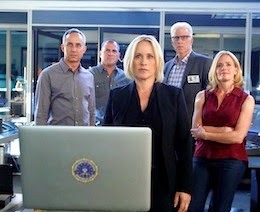 CSI Cyber CBS
