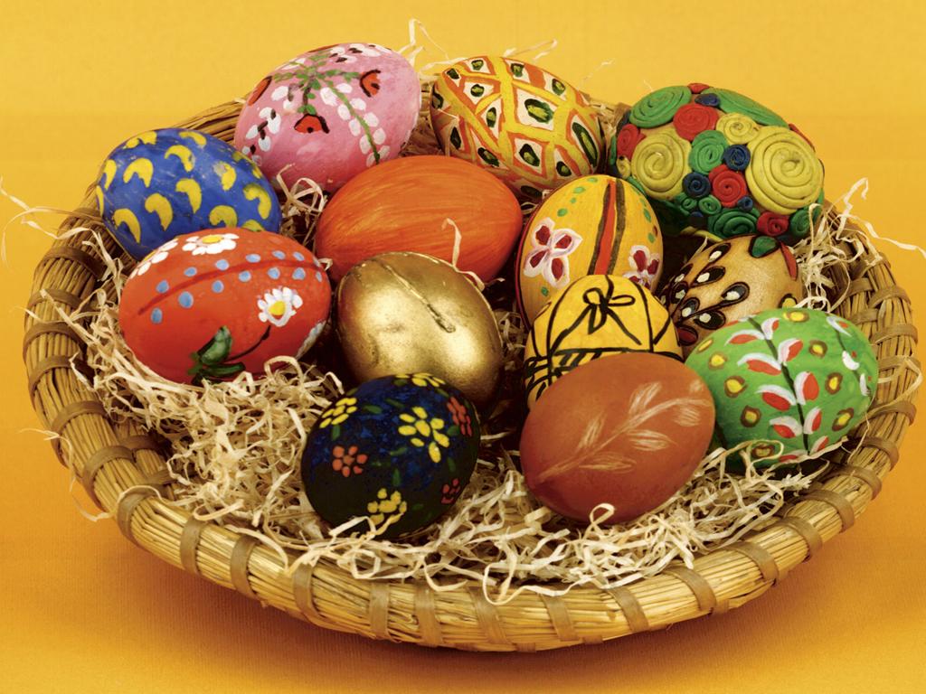 Conejos y Huevos de Pascua, costumbres paganas que persisten