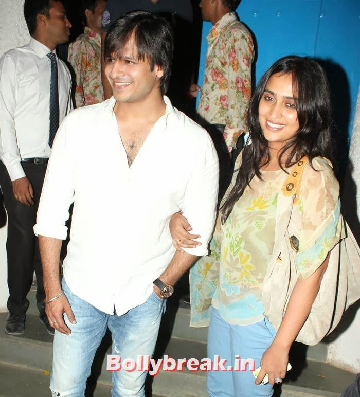 Vivek Oberoi, Priyanka Alva, Vikas Bahl's Birthday Bash Photo Gallery