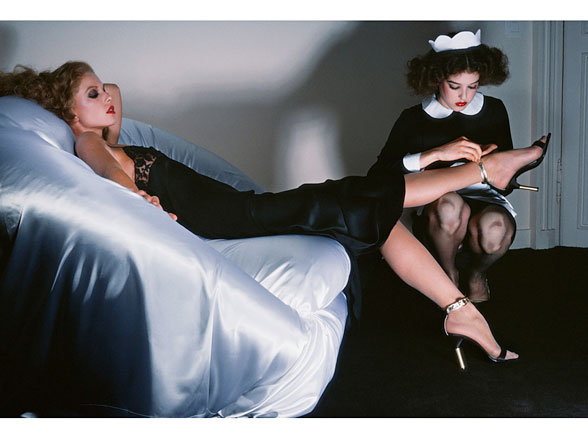 popflashion Guy Bourdin Photography
