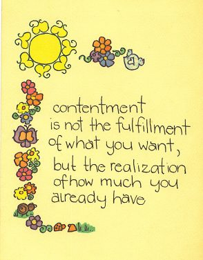 Keys To Unlock Contentment | Reflections
