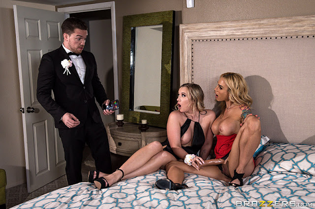 Moms In Control – Sarah Jessie And Bailey Brooke Prom Mom