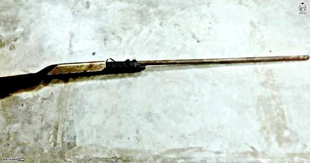 Ngemba menyadi ngena senapang, kelalu inggar lebuh main 'games' ba talipaun