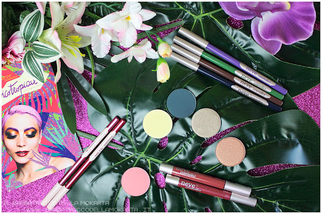psicotropical collection neve cosmetics review