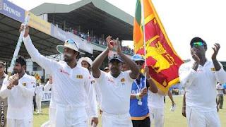 test cricket ranking lanka