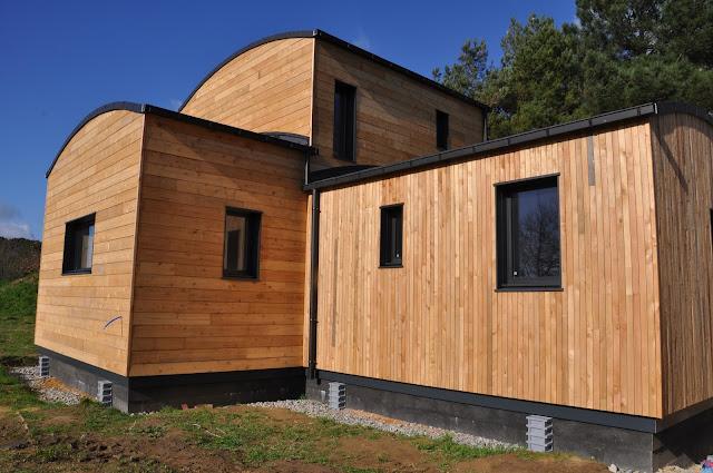 Echopaille- maison écologique