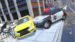 Games Luxury Police Car App