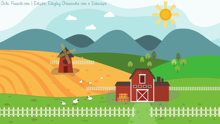 Os divisores de um número nas atividades de dois agricultores