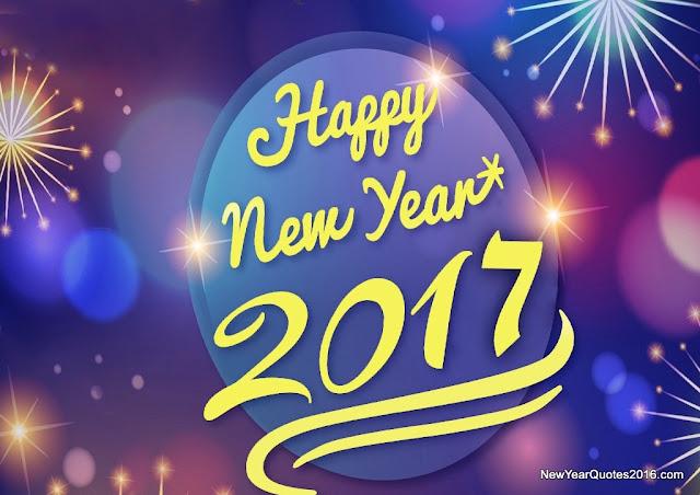 #100+ Happy New Year 2017 Whatsapp Twitter And Facebook Status - Short Happy New Year Status