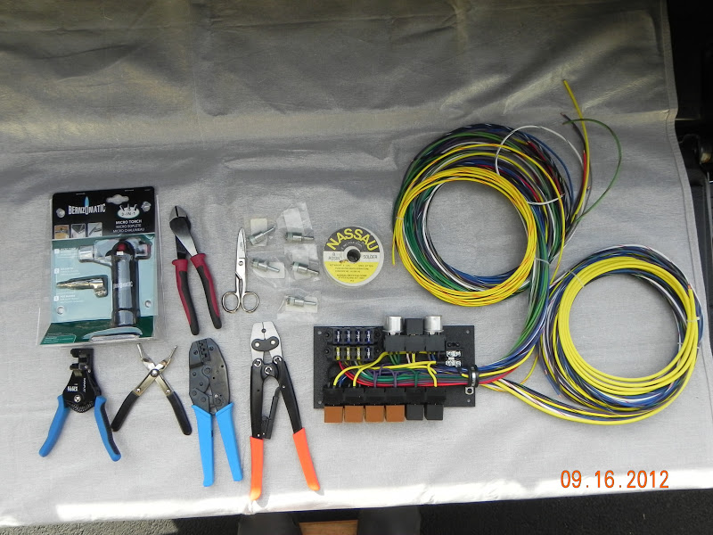 Swell Tripps Tr6 Wiring Harness Part 1 Wiring Digital Resources Timewpwclawcorpcom