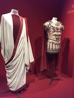Original costumes from Spartacus