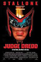 pelicula Judge Dredd (Juez Dredd)