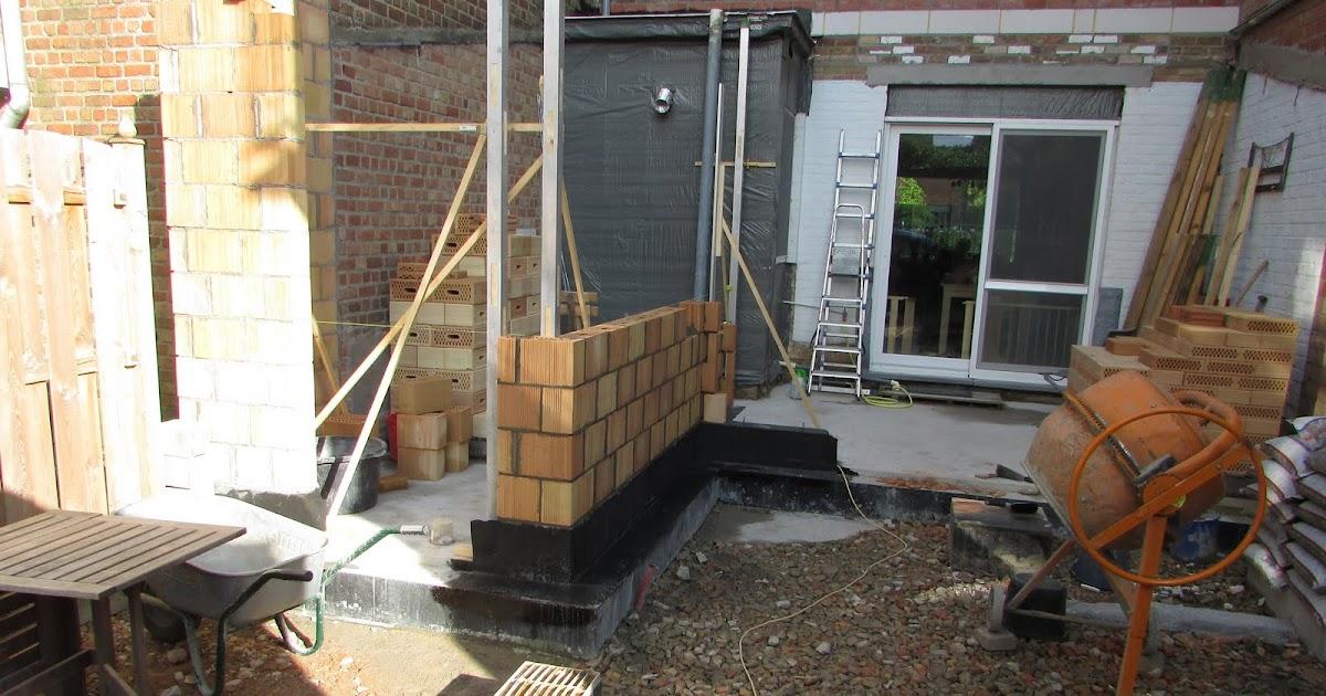Verbouwing van ons ouderlijk huis ruwbouw uitbreiding 7 - Idee huis uitbreiding ...