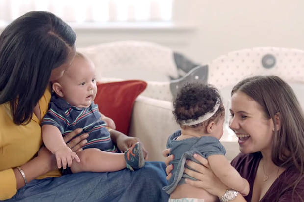 "Similac: The #EndMommyWars Film – ""The judgment stops here"""