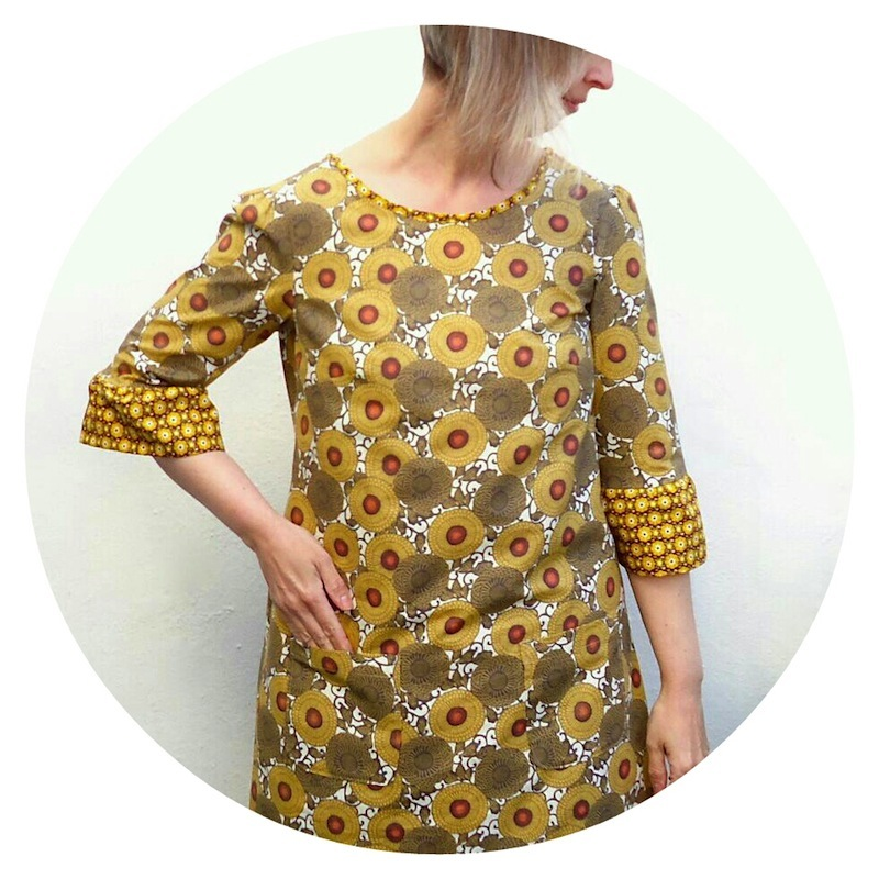 Yellow Laurel dress by Ivy Arch