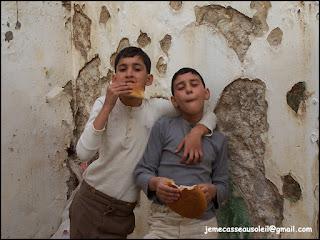 Enfants de la Casbah